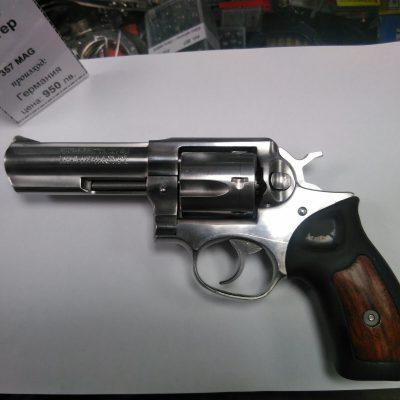 револвер Ruger cal.357 magnum