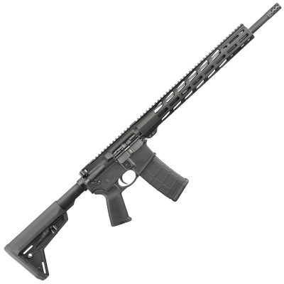 Карабина Ruger AR-556-MPR ,cal-5,56NATO 18″