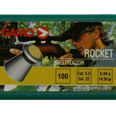 Сачми -Gamo Rocket cal.5,5mm/100/бр.