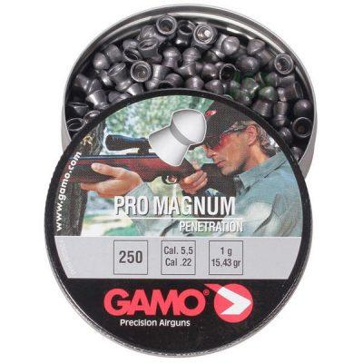 Сачми -Gamo Pro Magnum cal.5,5mm/250/бр.