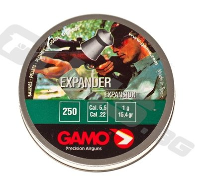 Сачми -Gamo Expander cal.5,5mm/250/бр.