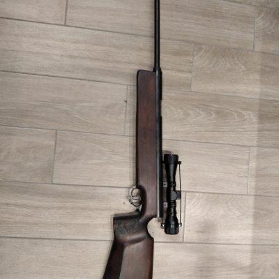 Въздушна пушка Haenel mod:312 kal:4.5mm+4х32мм